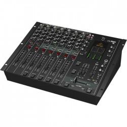 Behringer - Pro Mixer DX2000USB 7 Kanallı Profesyonel USB Dj Mikseri