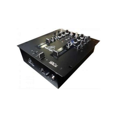 Pro Mixer NOX101 Profesyonel 2 Kanal USB Dj Mikseri