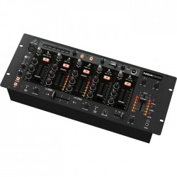 Pro Mixer NOX1010 Profesyonel USB Dj Mikseri - Thumbnail