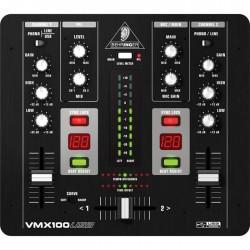 Behringer - Pro Mixer VMX100USB Profesyonel USB Dj Mikseri