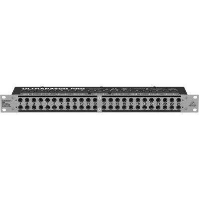 PX3000 48 Girişli Balanslı Patchbay Paneli