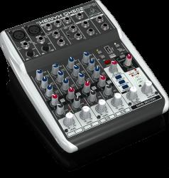 Behringer - QX602MP3 MP3 Çalar Mikser