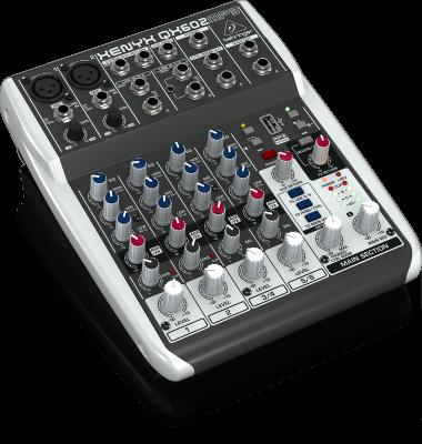 QX602MP3 MP3 Çalar Mikser
