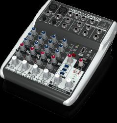QX602MP3 MP3 Çalar Mikser - Thumbnail