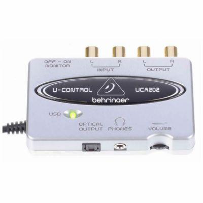 UCA202 2 Kanal USB Ses Kartı