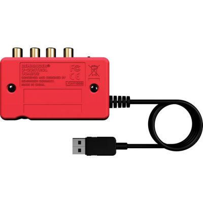 UCA222 2 Kanal USB Harici Ses Kartı