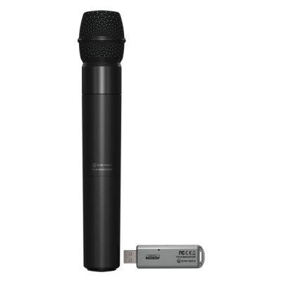 Ultralink ULM100USB Dijital Kablosuz Vokal Mikrofonu (USB Alıcılı)