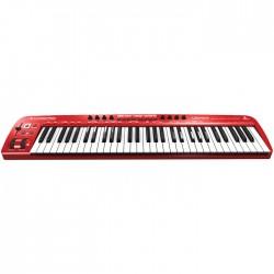 UMX610 61 Tuşlu Dahili Ses Kartlı USB Midi Klavye - Thumbnail