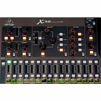 X32 32 Kanal Dijital Mikser