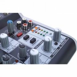 Xenyx Q502USB 5 Kanal USB Deck Mikser - Thumbnail