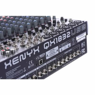 Xenyx QX1832USB 18 Kanallı USB Deck Mikser