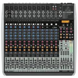 Behringer - Xenyx QX2442USB 24 Kanal USB Deck Mikser