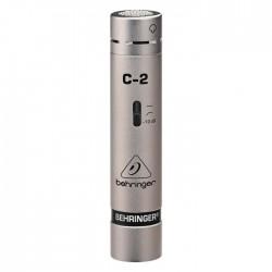 Behringer - C-2 Stüdyo Tipi Condenser Koro Kayıt Mikrofonu (2li)