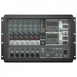 Behringer - Europower PMP960M 900 Watt 6 Kanal Anfili Mikser
