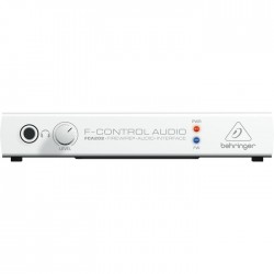 Behringer - FCA202 2 in 2 out Kanallı Midas PreAmfi Midi USB Ses Kartı