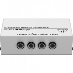 Behringer - HD400 Uğultu ve Dip Ses Yok Edici