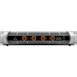 Behringer - iNuke NU4 6000DSP Watt 4 Kanallı DSP Kontrollü Power Anfi