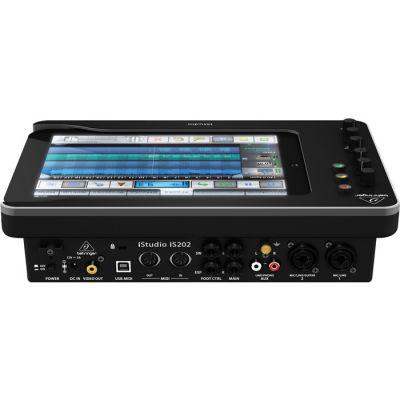 iS202 iPad Pratik Kayıt Cihazı