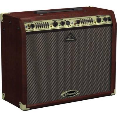 ULTRACOUSTIC ACX900 90 Watt 2 Kanal Stereo Efektli Akustik Gitar Amfisi