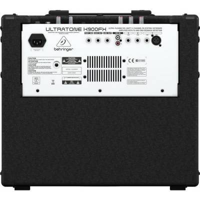 ULTRATONE K900FX 90 Watt 3 Kanal Efektli Klavye Amfisi