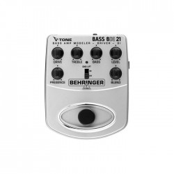 Behringer MI - V-TONE BASS DRIVER DI BDI21 Bass Gitar için Preamfi DI Box