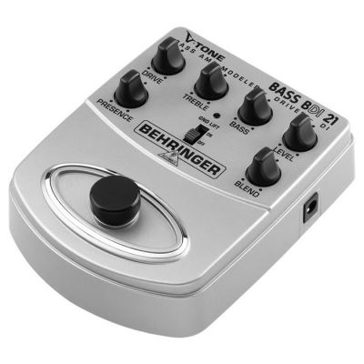 V-TONE BASS DRIVER DI BDI21 Bass Gitar için Preamfi DI Box