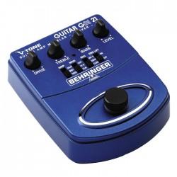 V-TONE DI GDI21 Profesyonel Elektro Gitar için Pedallı DI Box Preamfi - Thumbnail