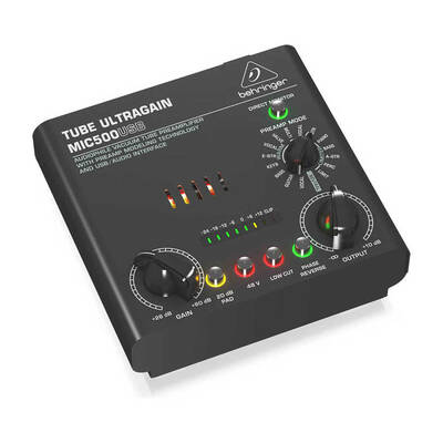 MIC500USB Mikrofon Preamfisi