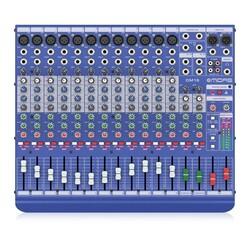 Behringer - Midas DM16 16 Kanal Analog Mixer