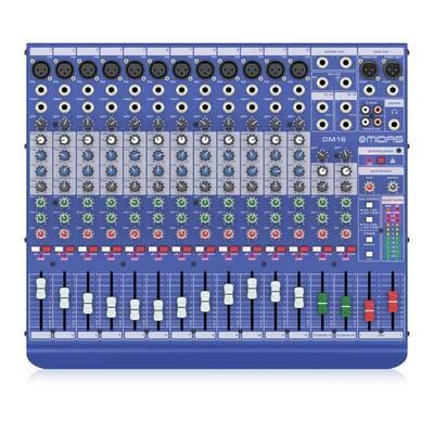 Midas DM16 16 Kanal Analog Mixer
