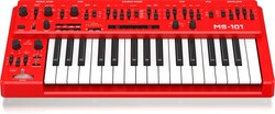 MS-101-RD Analog Synthesizer with 32 - Thumbnail