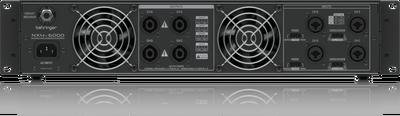 NX4-6000 SmartSense 6000 Watt 4 Kanallı Amplifikatör