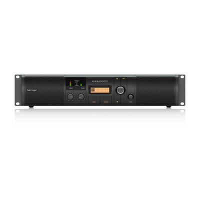 NX6000D 6000 Watt DSP Power Amfi
