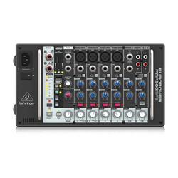 Behringer - PMP500MP3 500 Watt 8 Kanal Mp3'lü Power Mikser