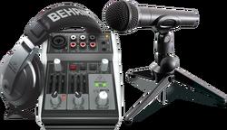 Behringer - PodcastStudio 2 USB Paket