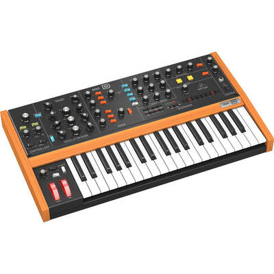 POLY D Analog Synthesizer