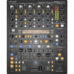 Behringer - Pro Mixer DDM4000 Profesyonel Dijital DJ Mikseri
