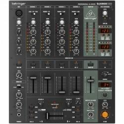 Behringer - Pro Mixer DJX900USB 5 Kanallı Profesyonel USB Dj Mikseri