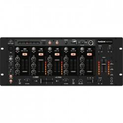 Behringer - Pro Mixer NOX1010 Profesyonel USB Dj Mikseri