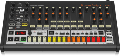 Rhythm Designer RD-8 Analog Drum Machine