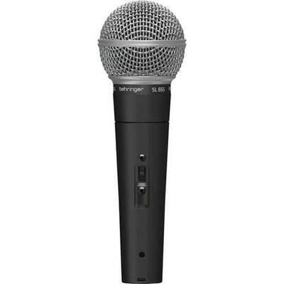 SL-85S Dinamik Mikrofon