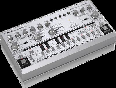 TD3-SR Analog Synthesizer (Gümüş)