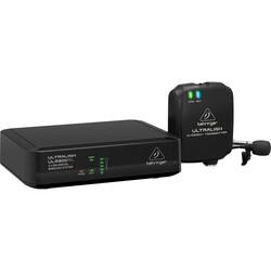 Behringer - ULM300LAV Tek Kanallı Dijital Kablosuz Kardioid Yaka Mikrofonu Sistemi (2,4 GHz)