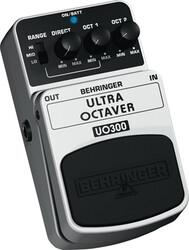 Behringer - UO300 Ultra Octaver Oktav Pedalı