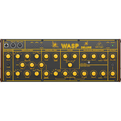 Wasp Deluxe Hibrit Analog Synthesizer