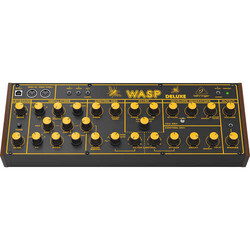 Wasp Deluxe Hibrit Analog Synthesizer - Thumbnail