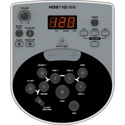 XD8USB High Performance 8 Parça Elektronik Davul