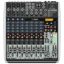 Behringer - Xenyx QX1622USB 16 Kanal USB Deck Mikser