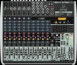 Behringer - Xenyx QX1832USB 18 Kanallı USB Deck Mikser