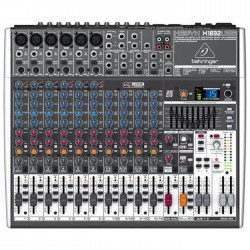 Behringer - Xenyx X1832USB 18 Kanal USB Deck Mikser